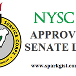 NYSC Batch A and B Senate List 2018-2019 for Mobilization is out Check Your Name Here- www.portal.nysc.gov.ng