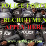 How to apply for Nigeria Police Recruitment 2018: NPF recruitment form, portal- www.policerecruitment.ng