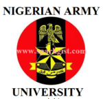 Nigerian Army University 2018/2019 Application- Registration Form, Cut Off Mark and Exam Date
