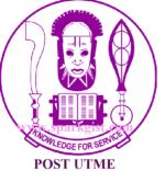 University of Benin (UNIBEN) Post UTME Admission Screening Exercise 2019/2020: See Cut off Mark Buy Form & Register