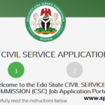 Edo State Civil Service Commission (Edo State CSC) Job Recruitment 2018 – www.edostate.gov.ng