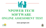 How to Write the NPower Tech Software Online Assessment Test for Pre-Selected Candidates (Questions & Answers)