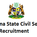 Kaduna State Civil Service Job Recruitment 2018/2019- www.kdsg.gov.ng- Apply Now
