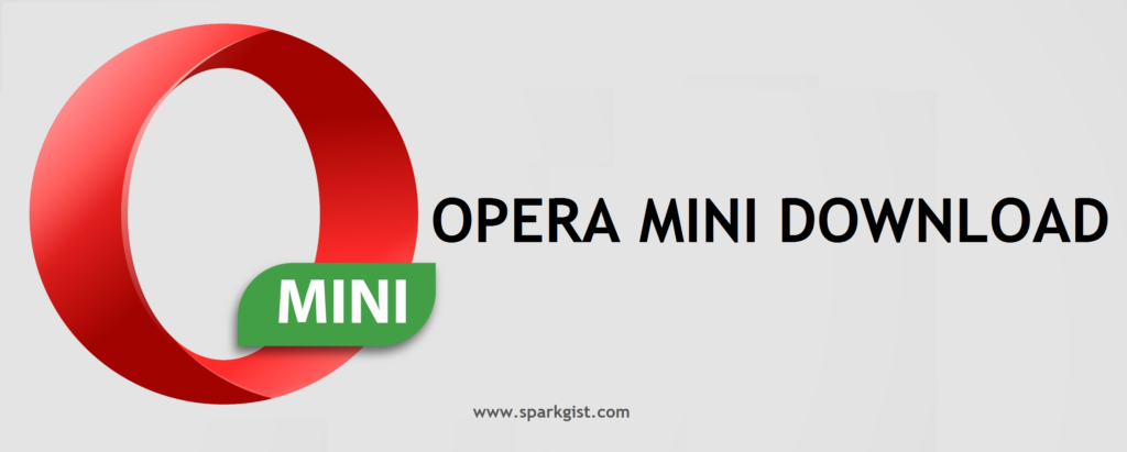 Opera mini download for android tablet