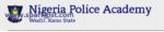 Nigeria Police Academy NPA Admission Form Portal 2019/2020 for 7th  Regular Cadet Course – www.polac.edu.ng